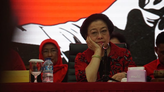 Megawati Protes PDIP Disebut PKI: Kalau Mau Bertarung, Jangan Cengeng