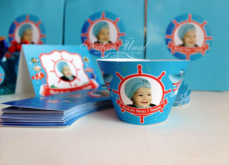 cupcake etiketleri