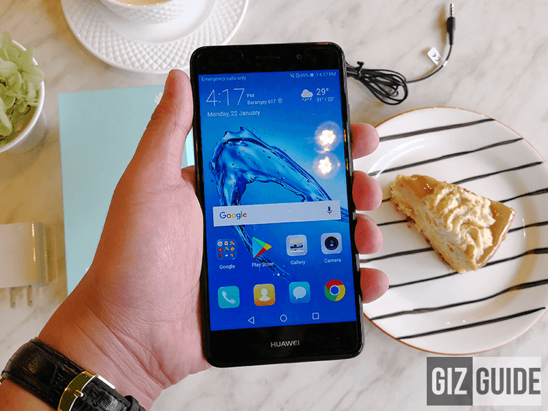 Huawei Y7 Prime Review - Armed and loaded!