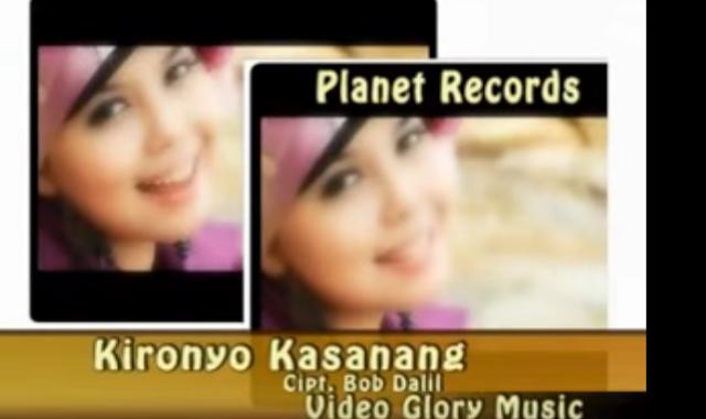 Lirik Dan MP3  Lagu Vanny Vabiola-Kironyo Kasanang