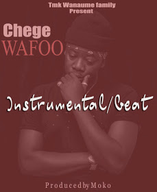 Audio |  Chege - Wafoo (Instrumental)