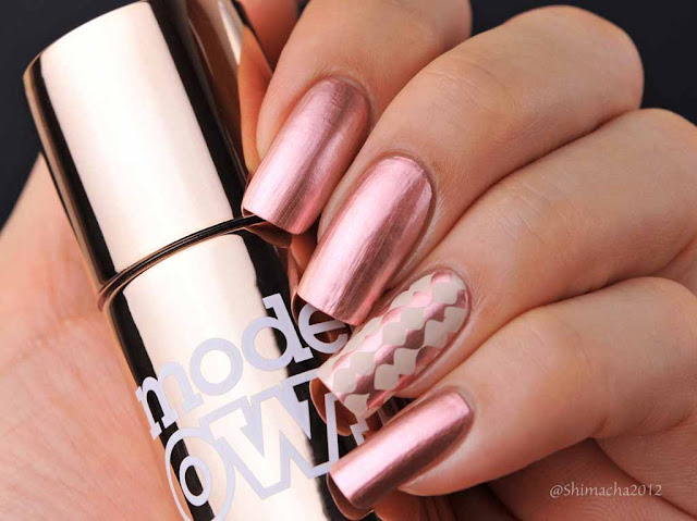 Models Own: Chrome Rose (Colour Chrome Collection)