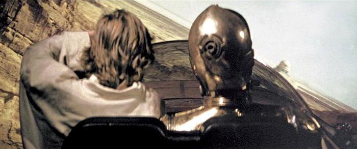 Episode Nothing Star Wars In The 1970s Star Wars The Deleted Scenes 4 Threepio Takes The Wheel