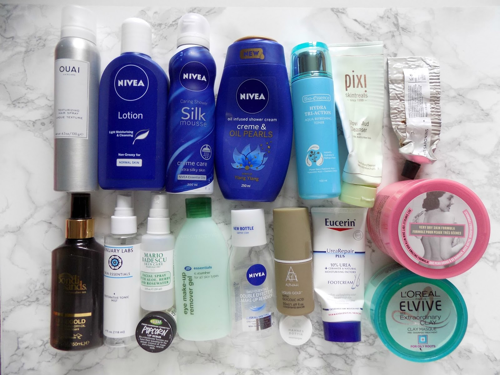 product empties danielles beauty blog