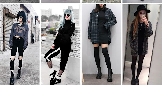 BLACK OUTFIT IDEAS TO WEAR NOW