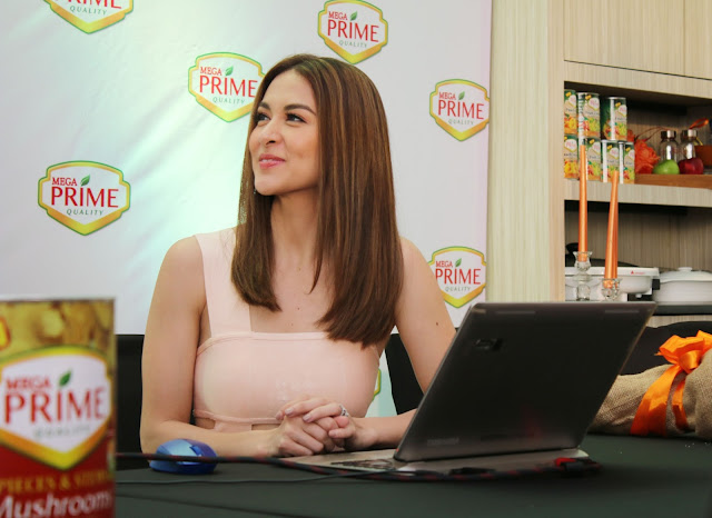 Marian Rivera - First Prime Mom Club Member