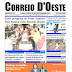 Correio D'Oeste distribui edição n° 2.151 em Ribeirão Bonito