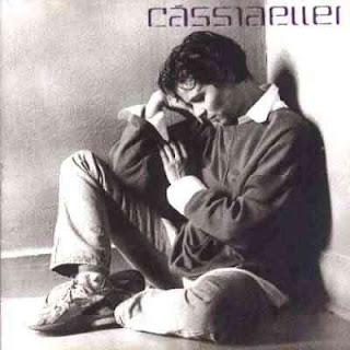 "Cássia Eller na capa do disco ""Cássia Eller"", de 1994"