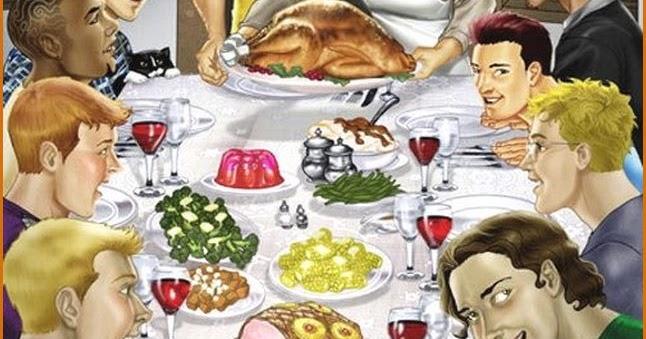 Gay thanksgiving graphics