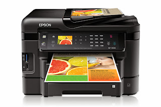 Download Epson WorkForce WF-3530 Printer Driver and instructions install