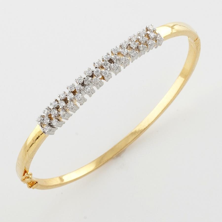 15 Latest American Diamond Jewellery Designs Stylesatlife