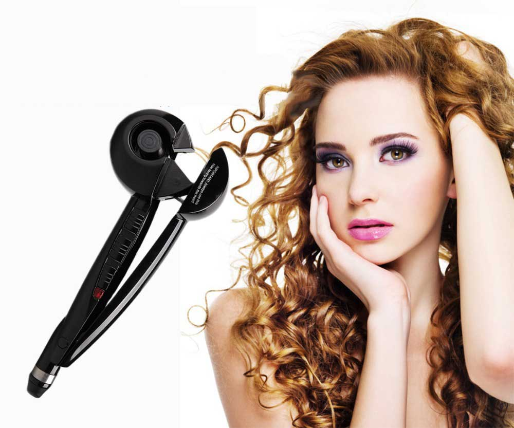 Beast Automatic Hair Curler In 2016 Beat Automatick Hair Curler