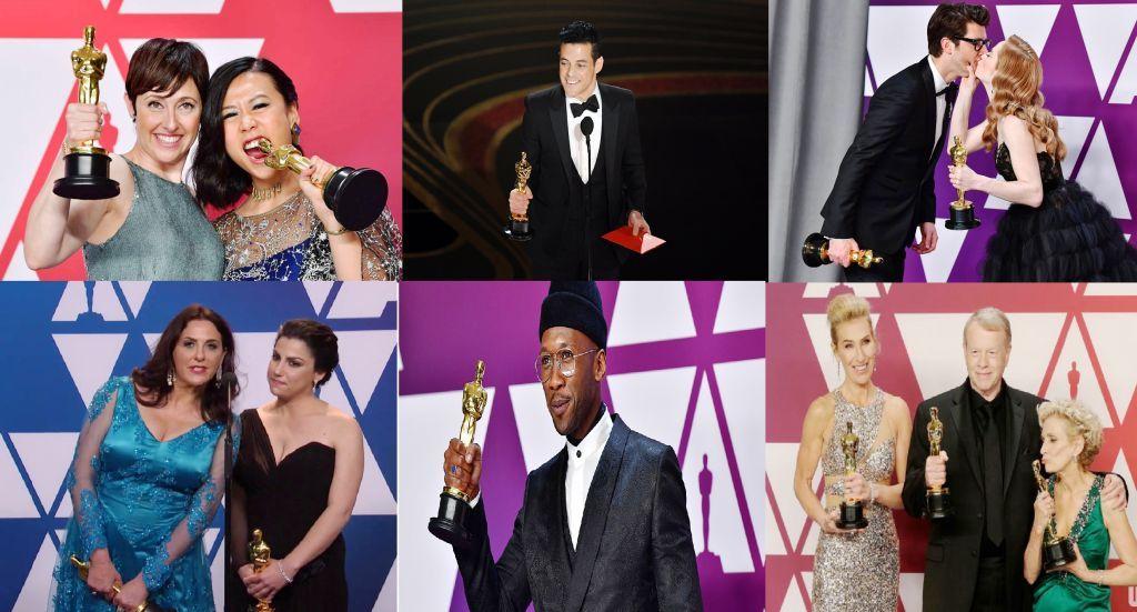Learn New Things: Oscars 2019 Full List of Winners (91st