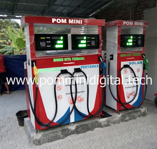 mesin pom mini digital terbaru