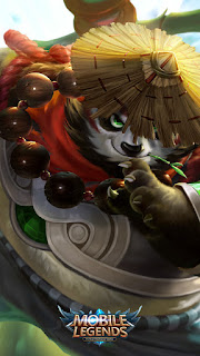 Akai Panda Warrior Wallpapers