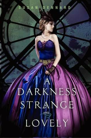 A Darkness Strange and Lovely cover