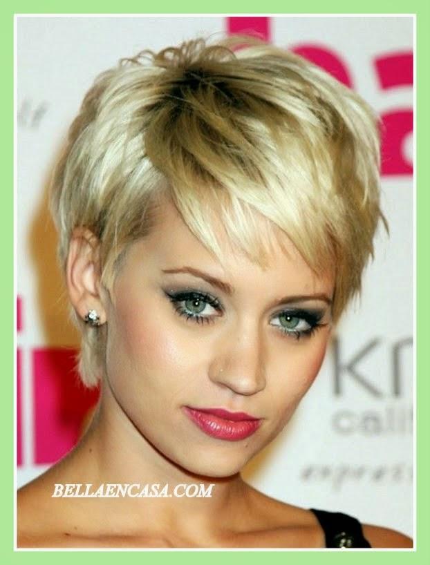 Cortes de pelo para rostros ovalados mujeres
