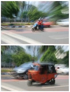 panning dan zooming, teknik fotografi