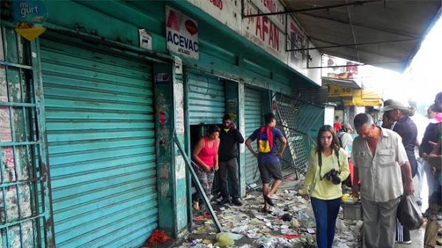 Alami Krisis Parah, Warga Venezuela Makan Daging Busuk Untuk Bertahan Hidup!