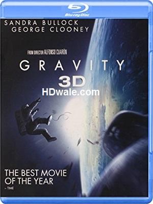 Gravity full Movie Download English (2013) 1080p & 720p BluRay