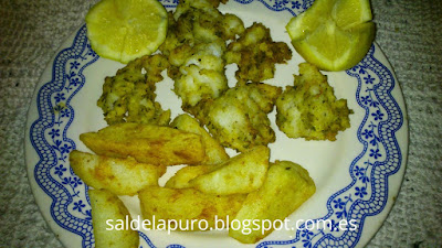 preparar-cena-tematica-fish-and-chips