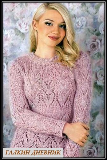 pulover dlya jenschin