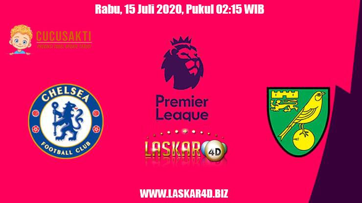 Prediksi Bola Chelsea vs Norwich City Rabu, 15 Juli 2020