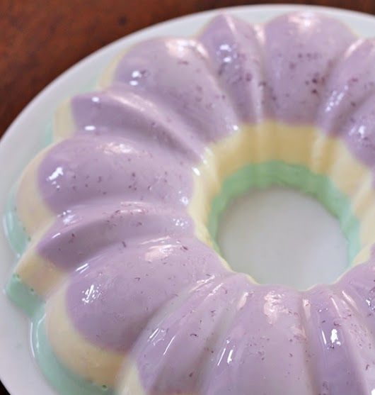Easter Pastels Jello