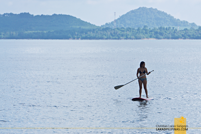 Serenity Resort Koh Chang Stand Up Paddleboarding