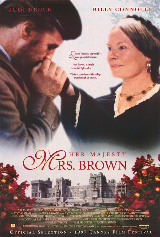 Mrs Brown movie poster