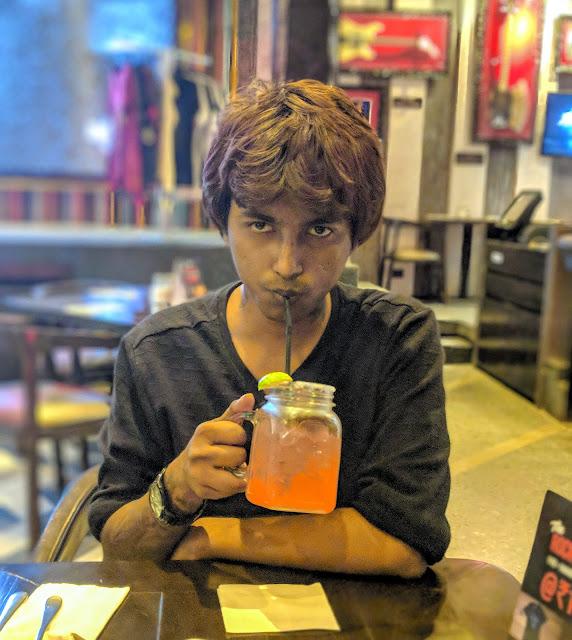 Sourajit Saha At Hardrock Cafe 2