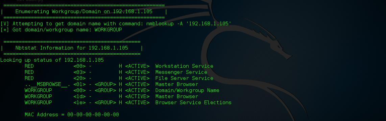 SMB ENUMERATION   HackingDNA