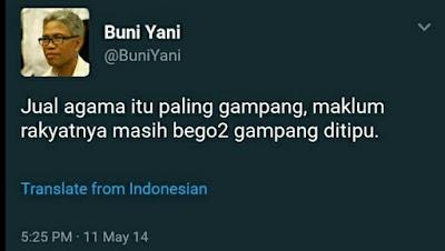 Twitter Buni Yani