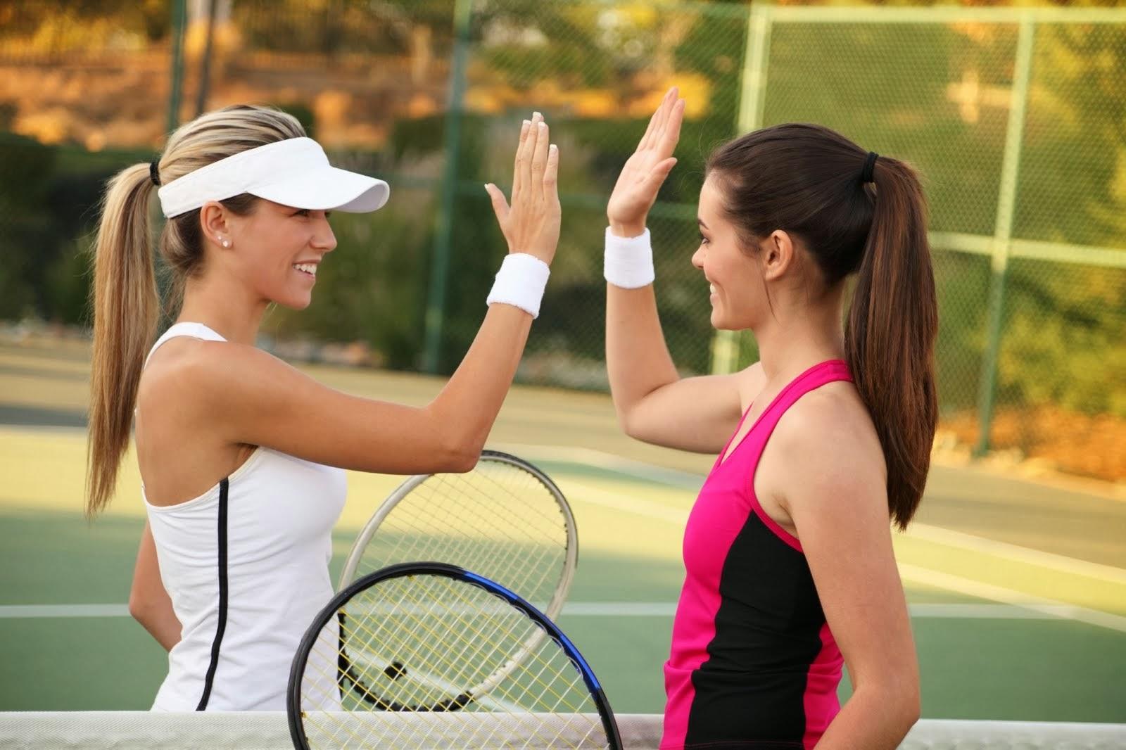 Tenis Sanatıyla tenis oynamak çok basit