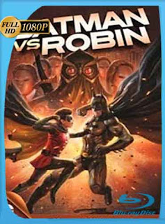 Batman vs Robin 2015 HD [1080p] Latino [Mega] dizonHD