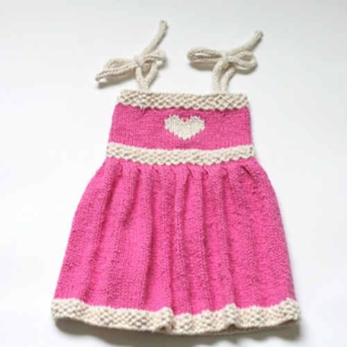 Fiona Baby Sundress - Free Pattern