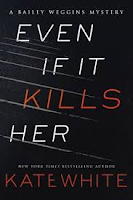 Book cover image of Even if it kills her