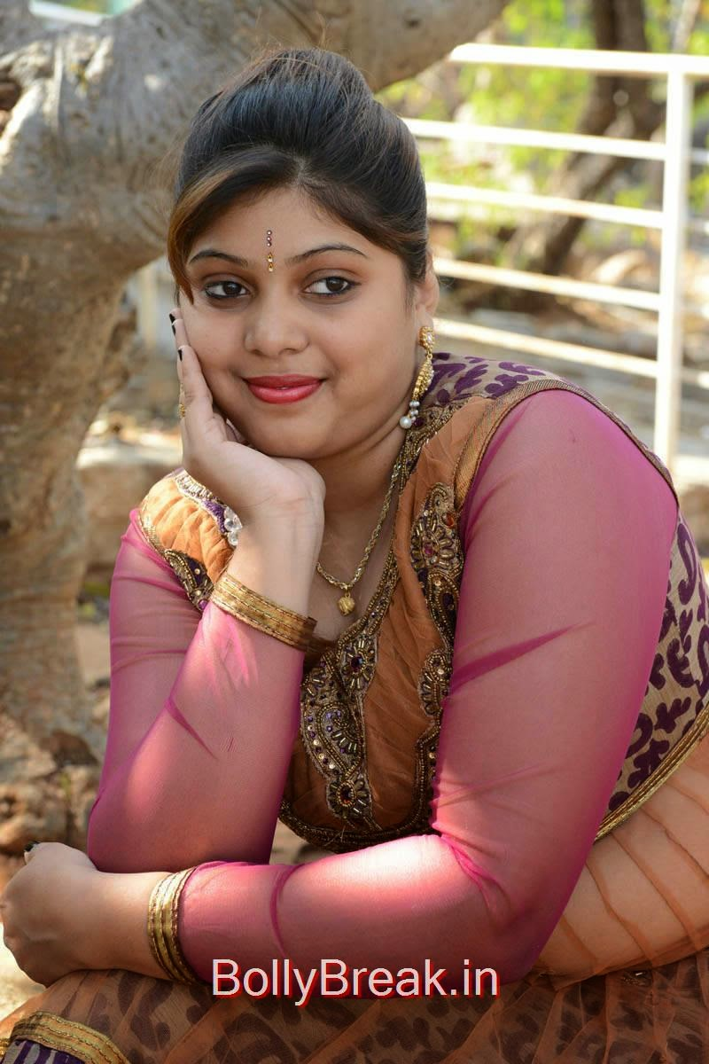 Telugu Actress Haritha, Actress Haritha Hot Pics In Churidar