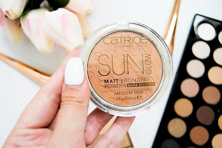 sun glow catrice