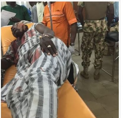 Boko Haram attacks UN convoy, wounds soldiers and workers