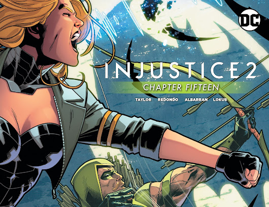 Injustice 2 #15 Review