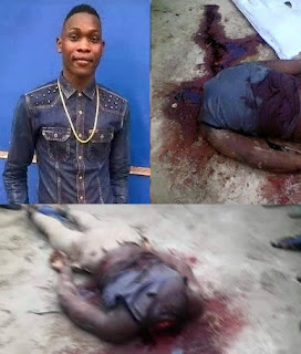 This Young Guy BEHEADED In Delta Over Land Dispute, See Photos