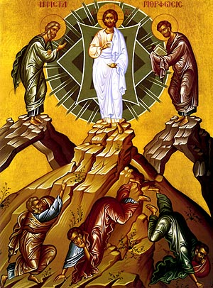 An Interpretation of the Icon of the Transfiguration of ...