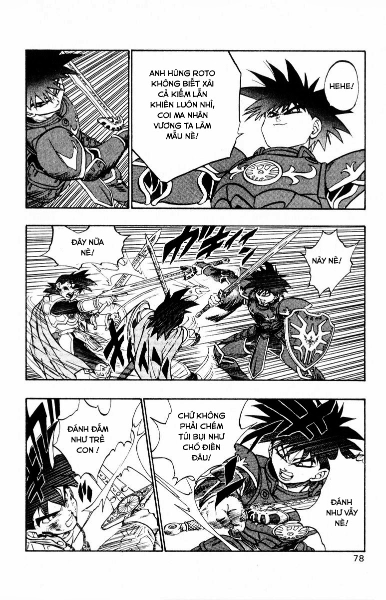 Dragon Quest: Emblem of Roto chap 35 trang 28