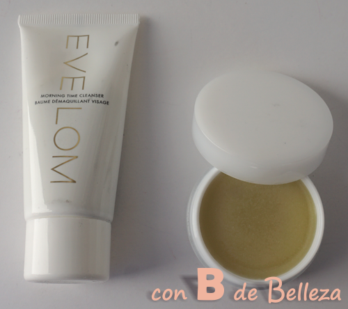 Desmaquillante Evelom cleanser