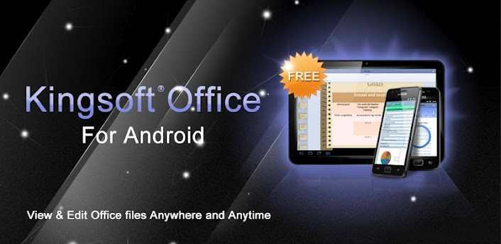 Aplikasi office kingsoft office android