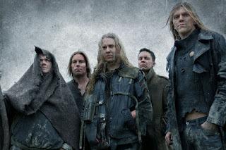 Les membres de Moonsorrow