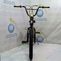 20 pacific hot shot racer bmx pelek racing