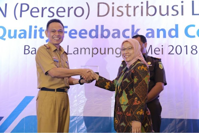 Pemprov Optimis , Akhir Tahun ini Lampung Terang Bisa Tercapai 100 Persen