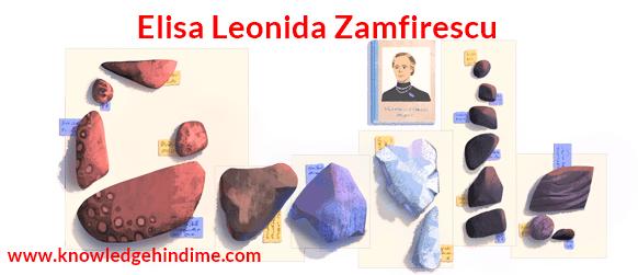 इलिसा लिओनिडा ज़ैमफायरेस्कू हिंदी में :Elisa Leonida Zamfirescu In Hindi